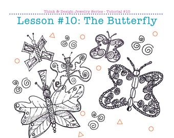 Think & Design 10 The Butterfly PDF tutorial