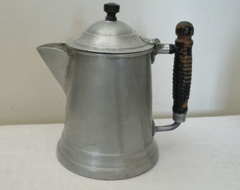 Vintage DAW Co. Century Doylestown Aluminum Coffee Pot