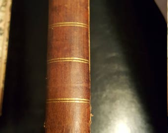 An Historical Disquisition the Ancients had of India by Robertson 1812 with Map
