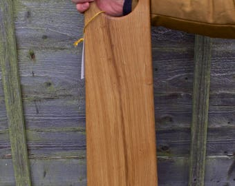 Wooden oak serving / chopping board