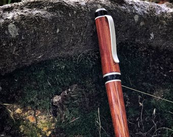 Handcrafted Farmhouse Wood Cigar Pen