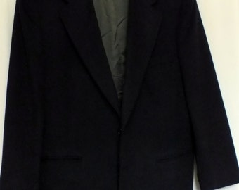 Club Room men coat blazer 100% camel hair size 42 R, Made in USA