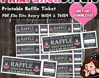 avery raffle tickets template