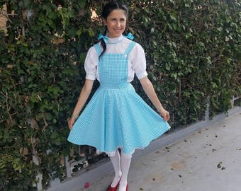 Dorothy Costume, Wizard of Oz
