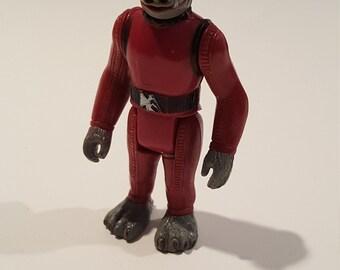 Vintage Kenner Star Wars Snaggletooth - Red - 1978 Honk Kong - Loose