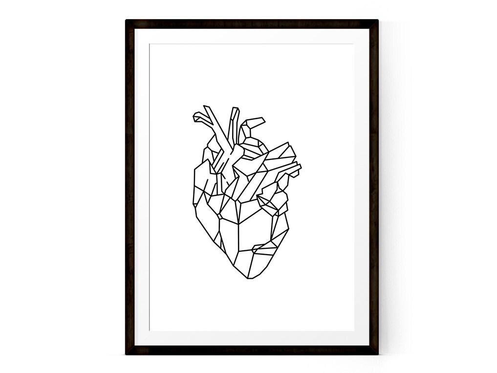 Fein Druckbare Herzvorlagen Ideen - Beispiel Anschreiben für ...