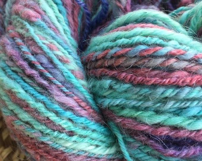 Insouciant Studios Shore Blossom Hand Spun Yarn