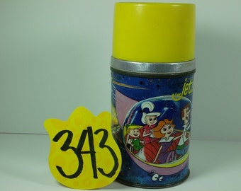 1960's Alladin Jetsons Thermos
