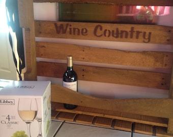 Wine Country Wine Rack