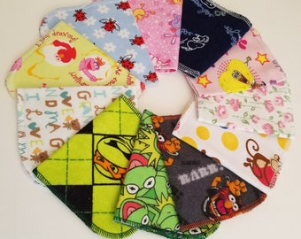 unpaper towels, makeup napkins, eco friendly, cloth wipes, family cloth, baby wipes, flannel wipes, reusable cloth wipes, eco friendly home