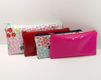 LAMINATED Kids Cash Envelope Wallet, Kids Cash Budget System, Give, Save, Spend -Blooms- READY to SHIP