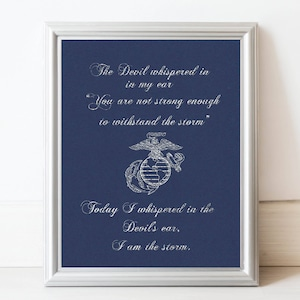 Marine Boyfriend Gift For Valentines Day Anniversary Love Him
