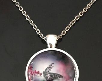 Butterfly Necklace, Butterfly Pendant, Butterfly Jewelry