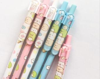 Sumikko Gurashi Mechanical Pencils - San X - Kawaii Stationery - Cute School Supplies