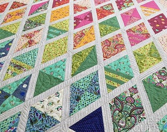Set Sail Quilt Kit featuring Slow & Steady by Tula Pink