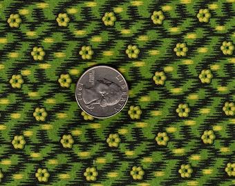 Baltimore Album by  Judie Rothermel OOP Yellow Flower on Green