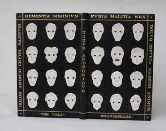 RESERVED - Custom bindings, leatherbound books, journals, sketchbooks, bespoke handbound books, bindings made to order