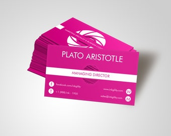 BUSINESS CARD-56 Template