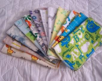 Sample - Cloth Wipe Sample - Cloth Napkin Sample - Wash Cloth Sample - Baby Wipe Sample - Lunch Box Napkin Sample - Wipe Sample