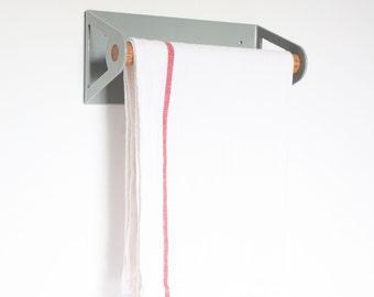 Hand Towel Holder - Bath Towel Holder - Paper Towel Holder
