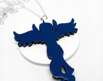 Princess Luna Moon My Little Pony Necklace Pendant Brony Gift