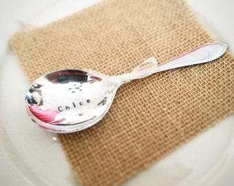Wedding favour Place setting