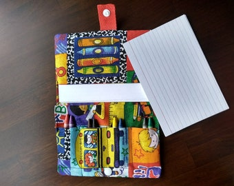 """Kids """"Fun-time"""" Crayon and Coloring Case"""