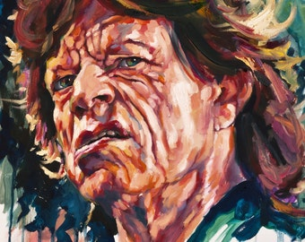 Mike Jagger, Rolling Stones, Rythmn and Blues, Rock Bands