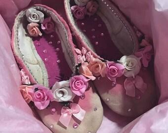 Milibelle Makeover - Ballet Flats