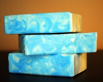 Partly Cloudy Bar Soap