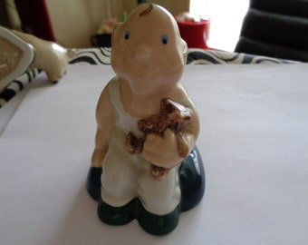 Vintage Wade Baby Membership Piece 1997-1998 Ceramic