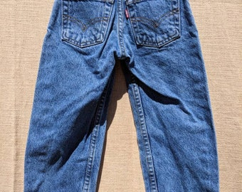 5T Vintage High Waisted Levi's