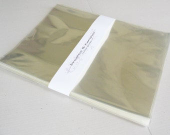 150- 8 x 10 Clear Cello Bags -Transparent Cello Bags -Food Safe Cello Bags -Clear Cellophane Bags -Food Safe Bags