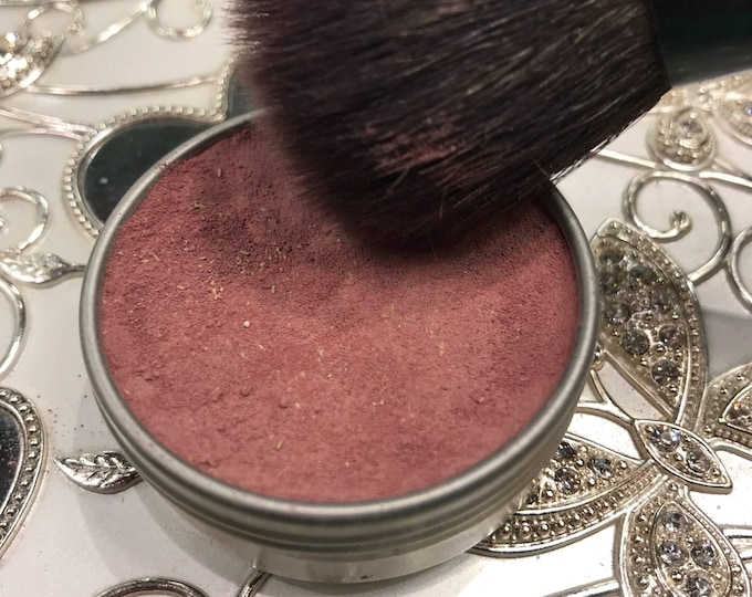 Organic Blush With Beet Powder - CERTIFIED AROMATHERAPIST