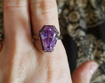 Your Coffin Gem = HALO SETTING UPGRADE!
