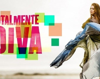 Totalmente Diva..Telenovela Completa Brazileña 33 Dvds .