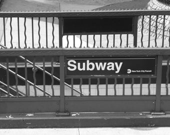 Subway in NYC