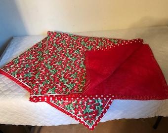 Strawberry Fields Quilt