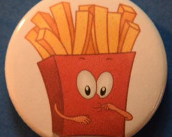 cute French Fries Magnet