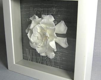 Joie De Vivre Gardenia Box