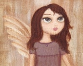 Angel with One Wing art p...