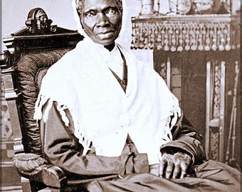 Poster, Many Sizes Available; Sojourner Truth
