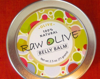 Belly Rub Pregnancy Balm