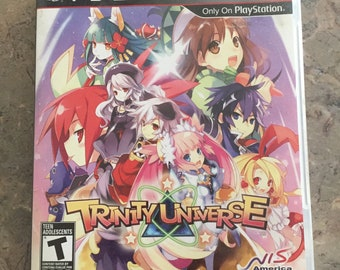 Trinity Universe (Sony PlayStation 3) PS3