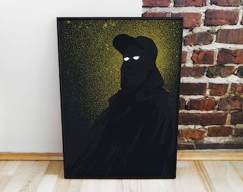 DJ Shadow-Poster
