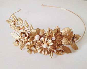 Maia headband, style 500