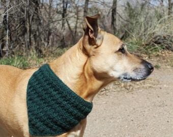 Crochet Pattern - Archibald Bandana
