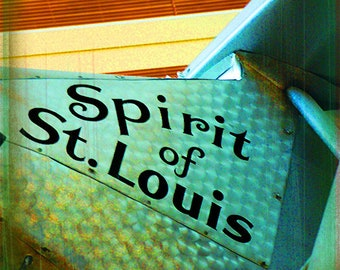 St. Louis Collection: Spirit of St. Louis