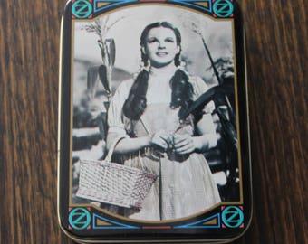 Wizard of Oz Dorothy Tin
