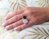 Gold Ring, Open Ring, Dru...